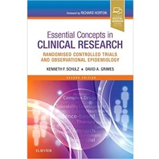 Essential Concepts in Clinical Research_ Randomised Controlled Trials and Observational Epidemiology 2nd Edition(临床研究的基本概念 随机对照试验和观察流行病学 第2版)