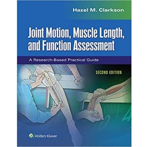 Joint Motion, Muscle Length, and Function Assessment 2nd Edition(关节运动,肌肉长度和功能评估 第2版)
