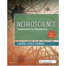 Neuroscience - Fundamentals and Rehabitation 5th Edition(神经科学-基础和康复 第5版)