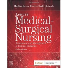 "Lewis""s Medical-Surgical Nursing_ Assessment and Management of Clinical Problems 11th Edition(Lewis医学-外科护理评估和管理的临床问题第11版)"