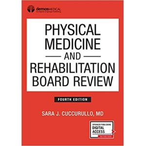 Physical Medicine and Rehabilitation Board Review 4th Edition(物理医学及康复委员会评论 第4版)